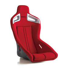 GENUINE BRIDE A.I.R  FULL BUCKET SEAT RED SILVER FRP F86BMF