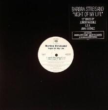 Barbra Streisand – Night Of My Life ( VINYL 2005 )