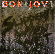 Bon Jovi – Slippery When Wet CD Mercury 2010 NEW