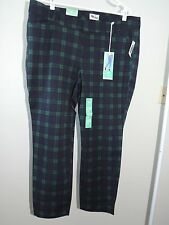Womens Size 14 Regular * OLD NAVY * The Pixie Ankle Length Pants NWT Stretch T15