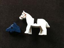 ANIMAL ACCESSORY Lego Horse Battle Helmet White NEW 4752 HTF