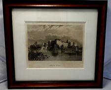 Stahlstich,Palast Perawa Malwa,Indien,Bangladesch,Bengalen,ca 1860,