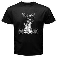 BEHERIT Men's Black T-Shirt Size S M L XL 2XL 3XL