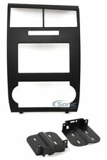 Scosche CR1295DDB Double DIN Dash Kit for Select 2005-2007 Dodge Vehicles