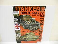 Tanker Techniques Magazine TKM02 - Extra Armor - New (Book)