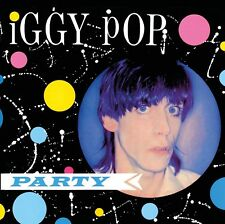 IGGY POP - PARTY  CD NEUF