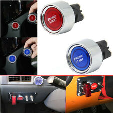 1x Car Illuminated Engine Start Switch Push Button Race Starter 12V Accessories