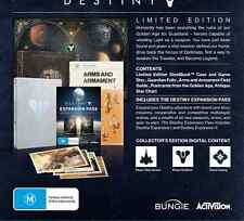 Destiny Limited Edition PS3 PAL AUS *NEW* + Warranty!!