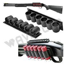 NcSTAR 12G Shotgun Side Saddle 4/6 Shells 870 Remington Mossberg Tactical Holder