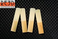 Reed Expression 10 Pcs Alto Eb Sax Saxophone Reeds Strength 1.5, 2, 2.5, 3
