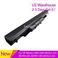 New Genuine HP HS04 HS03 807956-001 807957-001 807612-421 HSTNN-LB6V G4 Battery