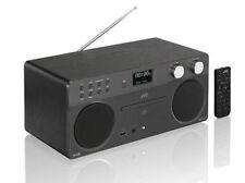 JVC RD-D90 Mini Micro Bluetooth Hi-Fi With DAB CD Player MP3 & FM Radio, USB