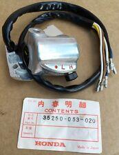 NOS Honda Light Dimmer Switchgear Honda CL70 K0 & CT90 K0 - K1 (35250-053-020)