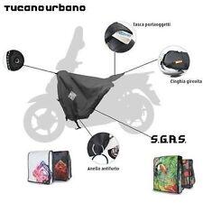 Leg Lap Apron Cover Termoscud Tucano Urbano Black Piaggio Carnaby 250 R049