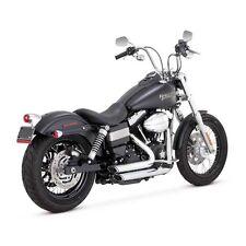 Harley Davidson Dyna Vance & Hines Shortshots Chrom 12-17