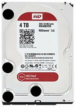HARD DISK 3,5 4TB WD40EFRX INTERNO WD RED per NAS RAID PC