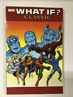 What If? Classic Vol 2 TPB. Marvel. 50% Off.  NEW.  Agents Of Atlas Disney+