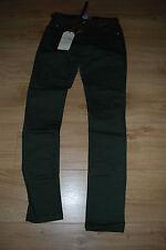 Womens Green Skinny Trousers Size 8 BNWT