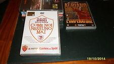 CALCIO: DVD AS ROMA *COME NOI NESSUNO MAI* (11 vittorie) RARO *Nuovo Sigillato*