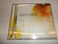 CD Minnie Driver-Everything I 've got in my pocket