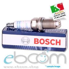 4 x Candela Bosch FLR8LDCU+ | 0242229654 A4 A6 Astra Agila Corsa Meriva Zafira