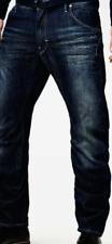 G-Star Arc 3D Loose Tapered Blue Jeans Men's UK Size 32W 34L *REF47-13