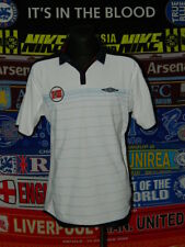 5/5 Norway adults XL 2002 MINT reversible football shirt jersey trikot soccer