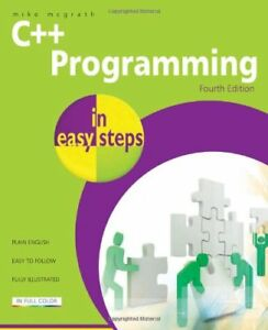 C++ Programming in easy steps, 4th Edition-Mike McGrath