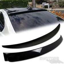 PAINTED BMW E92 PERFORMANCE TYPE LOW KICK TRUNK & A Type ROOF SPOILER 13 320i