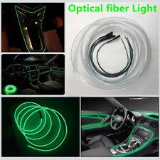 4M Fiber Optic Interior Atmosphere Lights for Car Door Seat Center Console Decor