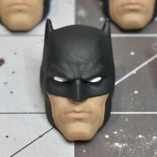 Custom Painted Head Sculpt For McFarlane Comic Batman (Head Sculpt Only)