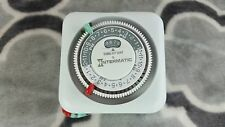 1 x Intermatic TN111 Time-All outlet timer time control controller  2 trippers