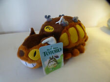 "Studio Ghibli My Neighbor Totoro Catbus Plush Soft Toy 12"" NEW, Anime"