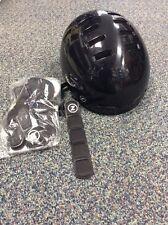 Lazer Next Cycle Cycling Bike Helmet, Black, Urban/BMX