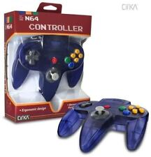 Cirka N64 Wired Controller (Grape) for Nintendo 64 Brand New