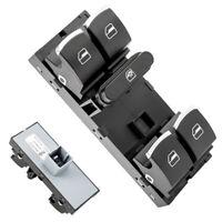 Electric Power Window Switch Driver side For VW Golf Jetta MK5 Caddy CC GTI
