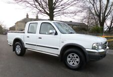 Ford Ranger 2.5TD double cab pick up 2006 4wd diesel