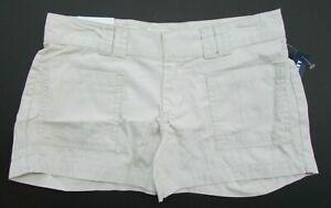 Womens Juniors Old Navy Casual Shortie Shorts Drawstring Color