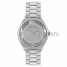 Marc by Marc Jacobs Original MBM3412 Tether Women's Silver Stainless Steel Watch