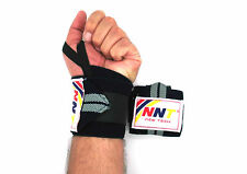 Authentic NNT Wrist Wraps Hand Support Straps Available In L 16'' W 3''