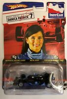 Danica Patrick #7 Andretti Green Indy Car Series 1/64 Scale Hot Wheels 2009