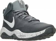 NIKE ZOOM REV BASKETBALL SHOES NEW MEN SIZE 12 COOL GRAY 852422-011