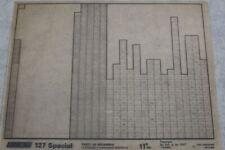 Fiat 127 Special  -  Ersatzteil Microfich Microfilm    #60330712