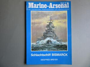 Marine-Arsenal Bd.15, Schlachtschiff BISMARCK