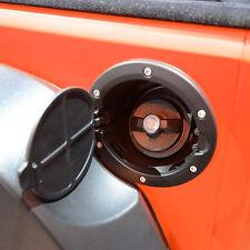 Tankdeckel Tankklappe für Jeep Wrangler JK Rubicon Sahara Tankverschluss Cover