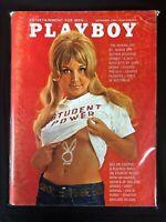 Playboy, magazine, Sep, 1969, Shay Knuth, Vargas