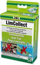 JBL LimCollect ll Chemiefreie Fisch und Schneckenfalle für Aquarien NEU
