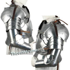 Medieval Knight Complete Pauldron Arms Armor Set