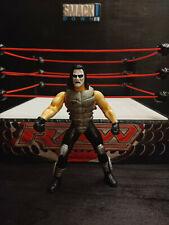 WCW BRUISERS Sting  Wrestling Figure ToyBiz Retro THE CROW LEGEND CLASSIC WWE