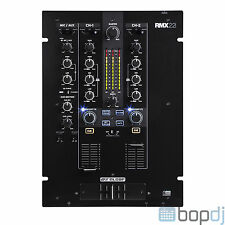 Reloop RMX-22i 2+1 2 Channel DJ Mixer